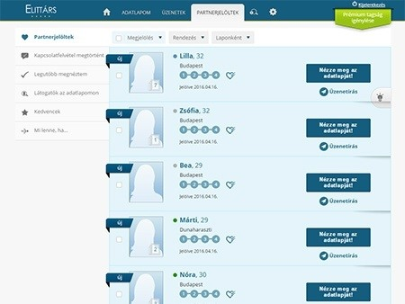 társkereső weboldal szoftver készítése több mint 50 sebességű társkereső nj